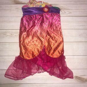 NEW Barbie Fintastic Mermaid Skirt-4-6x